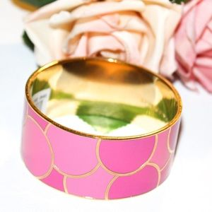 Kate Spade New York Tickled Pink Bangle Bracelet